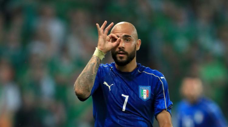 Italy striker Simone Zaza joins West Ham from Juventus