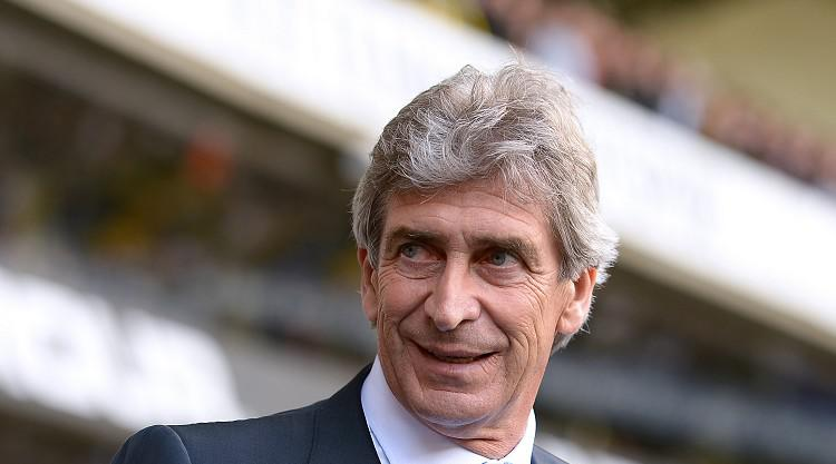 Pellegrini relaxed ahead of review