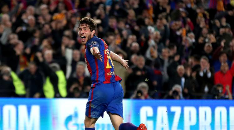 Barcelona's incredible comeback - how the players reacted ...