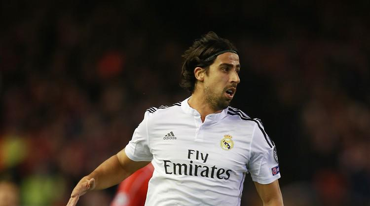 Khedira to leave Real