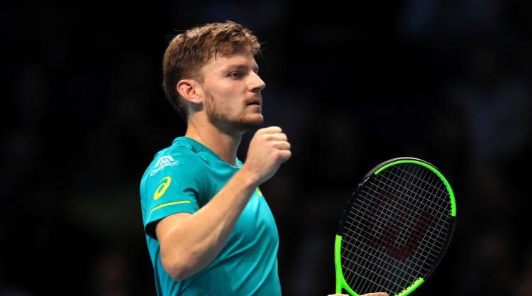 David Goffin short on ideas ahead of Roger Federer clash