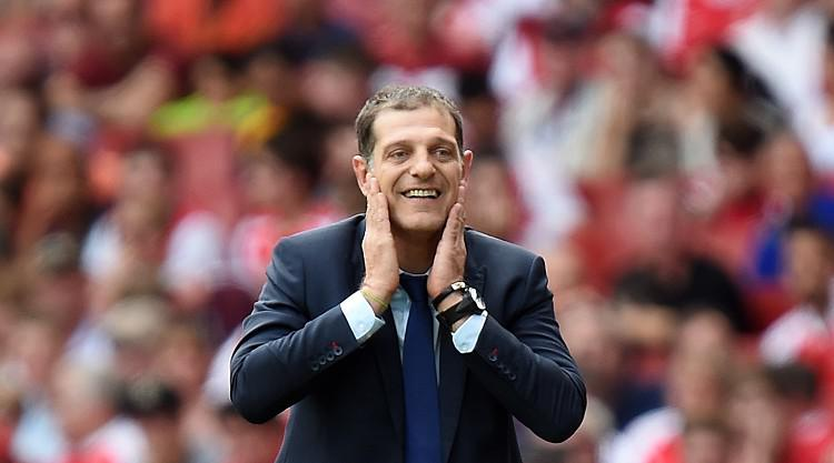 West Ham boss Slaven Bilic applauds historic win at Liverpool