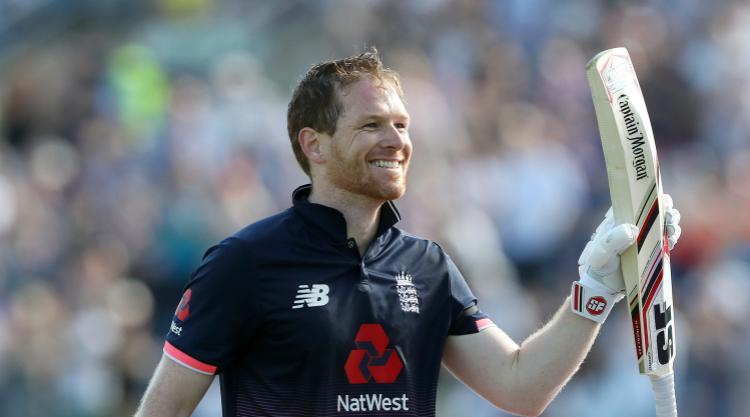 Eoin Morgan praises Moeen Ali as England hammer South Africa