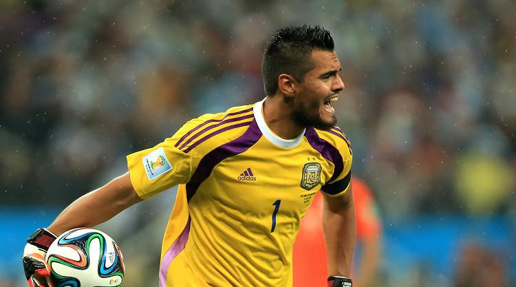 Romero move opens door for De Gea