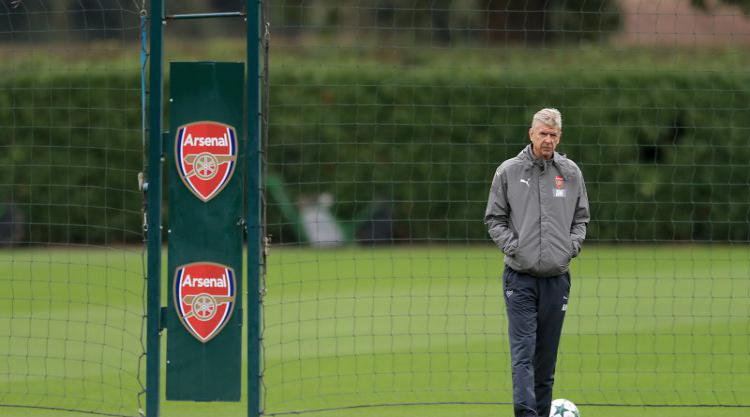 Arsene Wenger sets sights on topping Champions League group