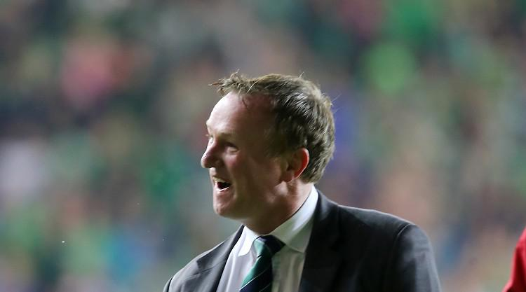Northern Ireland boss Michael O'Neill targeting Euro 2016 impact
