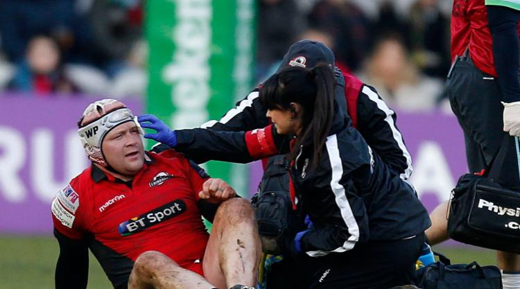 Six Nations blow for Scotland as WP Nel ruled out of whole tournament