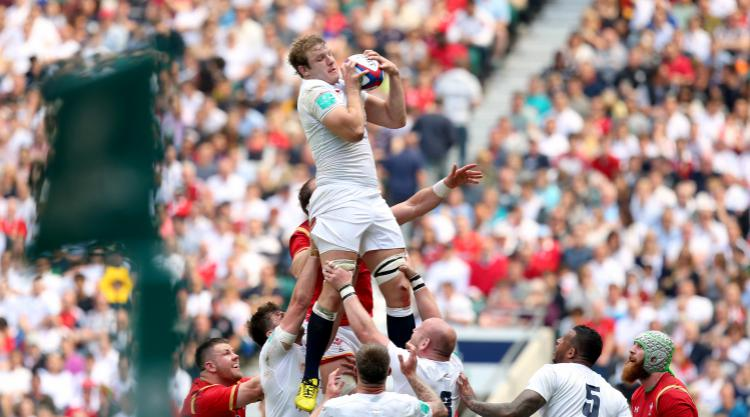 How the England and Wales players rated at Twickenham