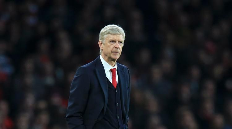 Arsenal manager Arsene Wenger says a football match is 'a moment of happiness'