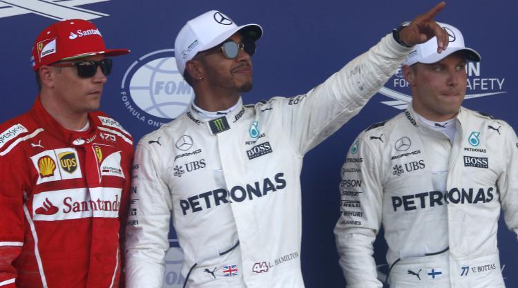Lewis Hamilton preparing for tough weekend in Baku