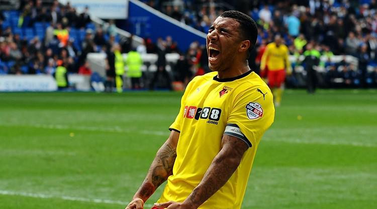 Watford seal promotion