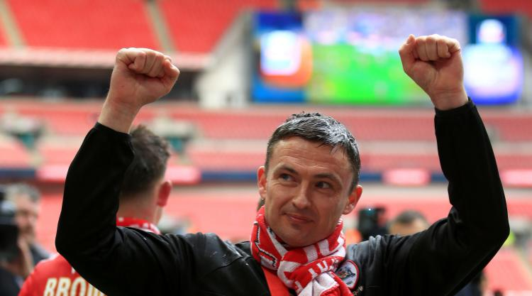 Paul Heckingbottom 'buzzing' after Barnsley win Johnstone's Paint Trophy