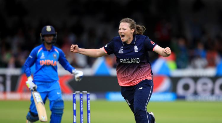 Sky Sports hails England stars after record audience for women's cricket