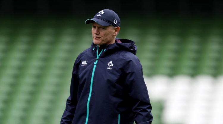 Munster's Chris Farrell handed first Test start in much-changed Ireland line-up