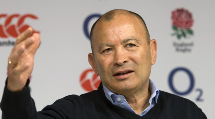 Eddie Jones hints he would be interested in leading Lions