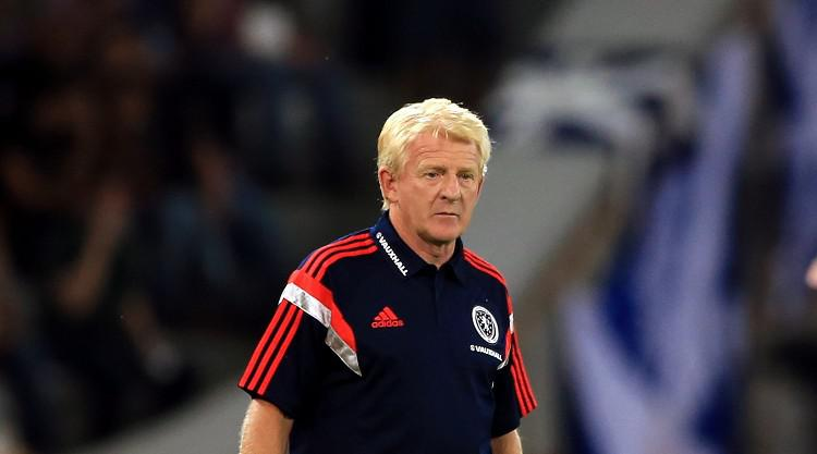 Gordon Strachan: Setbacks happen and Scotland will bounce back