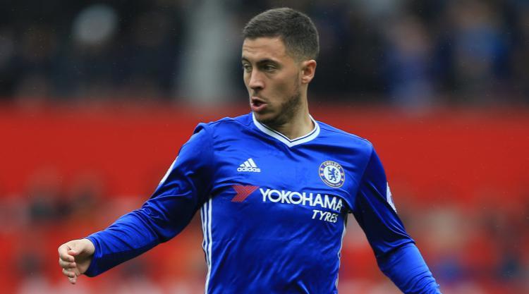 Hazard fully focused on finishing season on high at Chelsea not long-term future