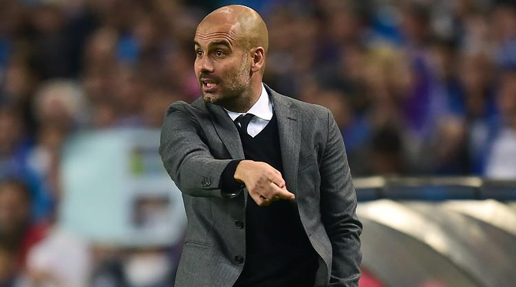 Guardiola: No decision on future