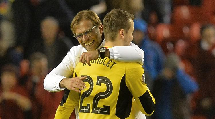 Liverpool boss Jurgen Klopp: Reds are in safe hands with Simon Mignolet