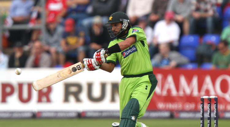5 of Shahid Afridi's best performances for Pakistan