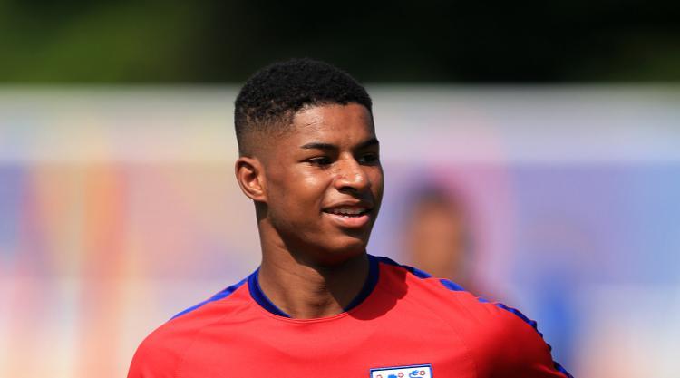 Marcus Rashford looks set for senior England return after U21 omission