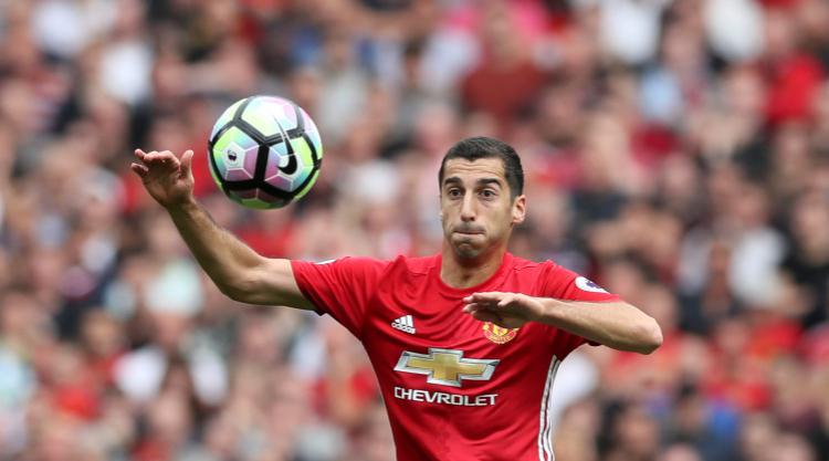 Henrikh Mkhitaryan needs time to settle says Jose Mourinho