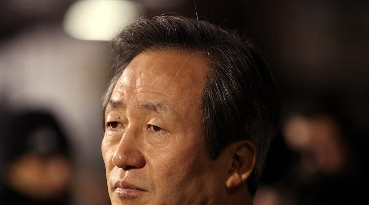 FIFA candidate Chung Mong-joon tight-lipped over England bid vote promise