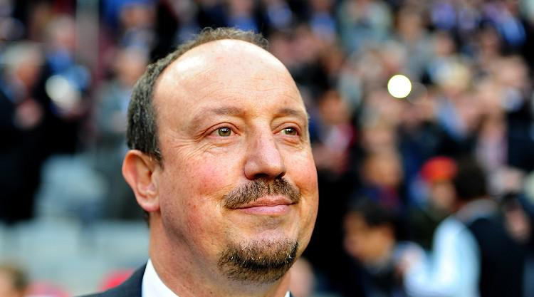 Real appoint Benitez
