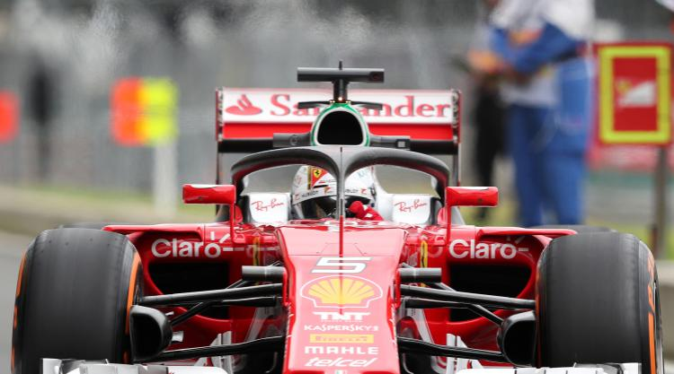 Sebastian Vettel thinks it would be 'stupid' to ignore halo safety device