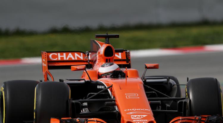Stoffel Vandoorne helps McLaren start to forget miserable weekend