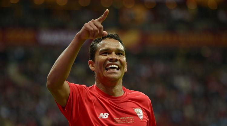 Bacca at the double in Sevilla win