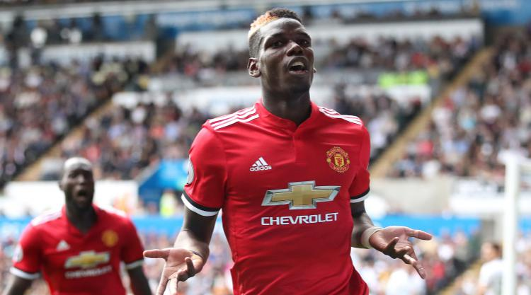 Anthony Martial Tips Paul Pogba To Win Ballon Dor In Next Five Years Site Title