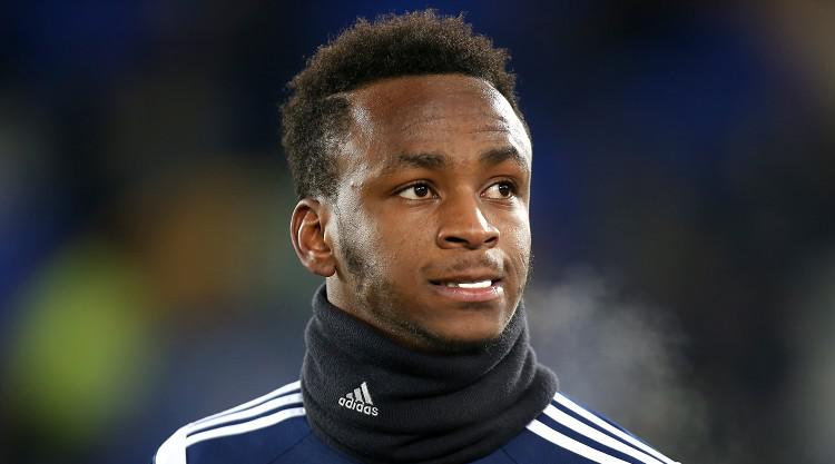 Saido Berahino has been included in West Brom's Premier League squad list