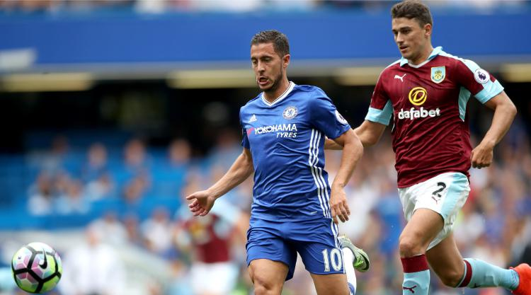 Eden Hazard thinks Antonio Conte's playing past can help current Chelsea players