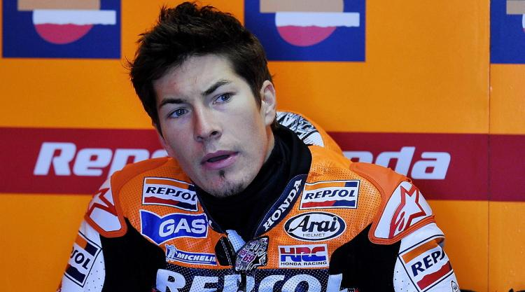 Former MotoGP champion Nicky Hayden dies aged 35 after cycling collision