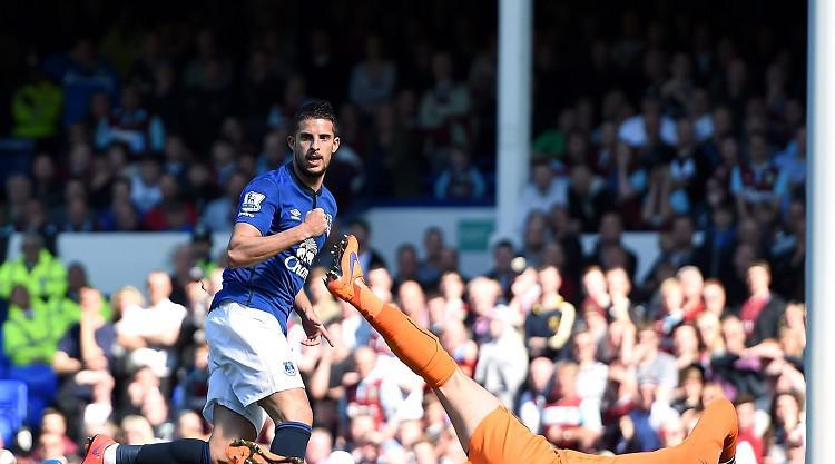 Barnes see red as Burnley stumble