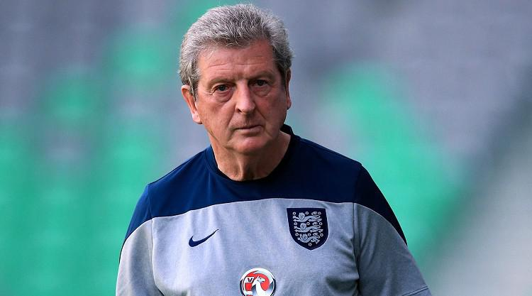 England manager Roy Hodgson says he cannot ease the pressure on the Three Lions