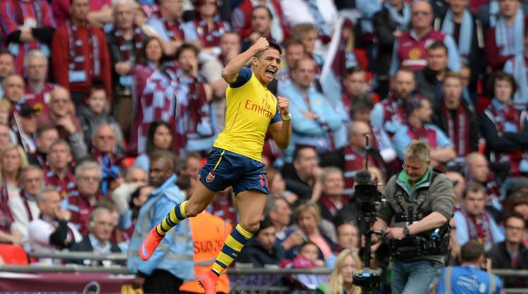 Arsenal ease to FA Cup triumph