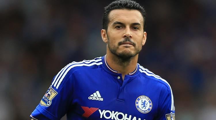 Chelsea forward Pedro: Manchester United snub had nothing to do with Van Gaal