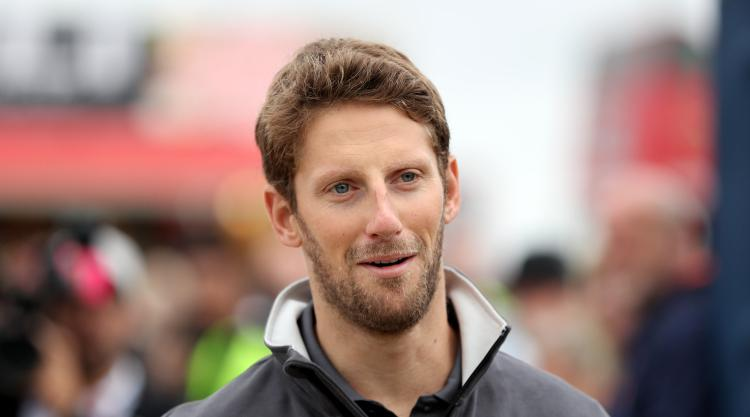 Romain Grosjean buries the hatchet with Mercedes boss Toto Wolff