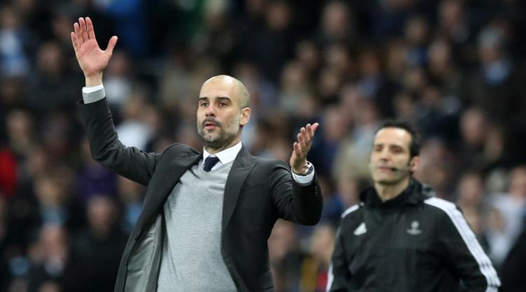 Pep Guardiola praises Man City fightback after thrilling Champions League win