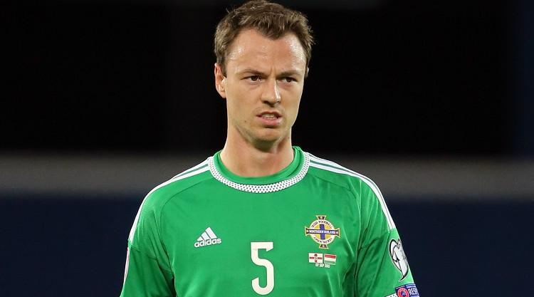 Jonny Evans ruled out of Northern Ireland Euro 2016 qualifier against Greece
