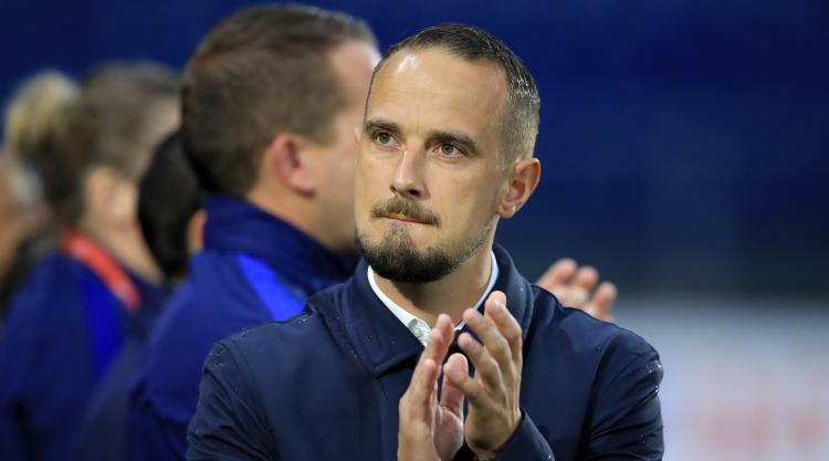England Women manager Mark Sampson wants to keep up momentum against Portugal