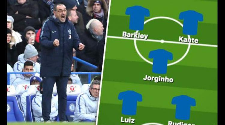 Chelsea Vs Man City Line Up: Chelsea Team News Vs Man City: Predicted Line Up