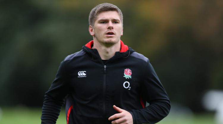 Courtney Lawes hails Owen Farrell's impact for England