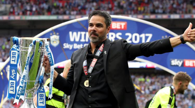 Wagner plans chat with Klopp after steering Huddersfield into Premier League