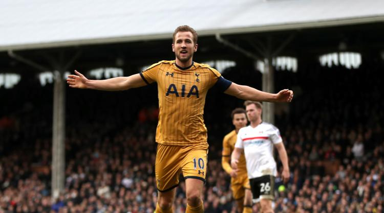 Harry Kane nets hat-trick as Tottenham crush Fulham in FA Cup fifth-round tie