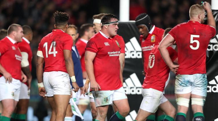 After the phoney war ends All Blacks too strong for Lions in first real battle