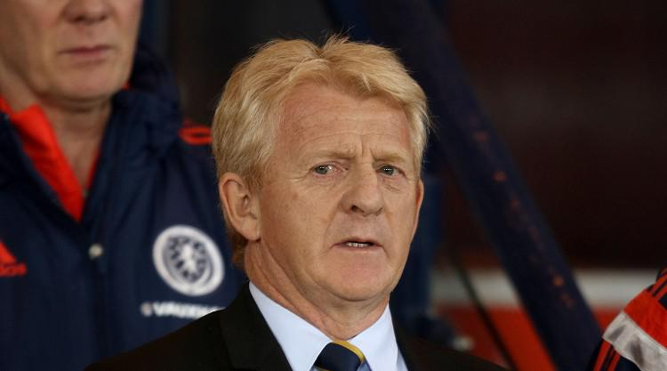 Strachan happy to be patient