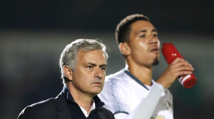 Jose Mourinho wants injured pair back as top